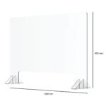 1200x800mm-acrylic-screen-double-foot